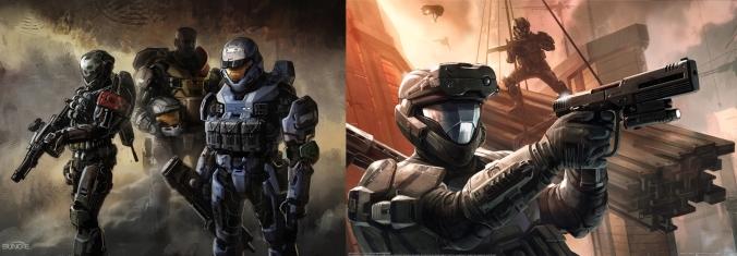 Episode 17: Halo 3 ODST & Halo Reach